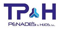 Transportes Penades e Hijos Logo